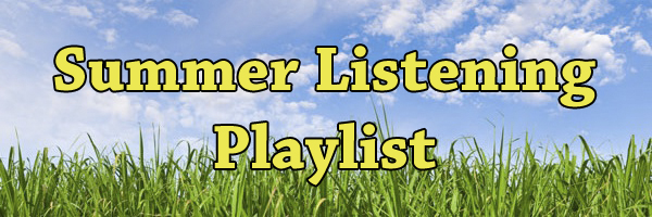 Summer Listening Playlist Header