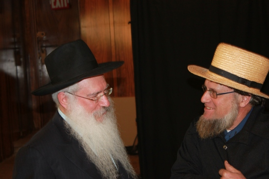 Mennonites Learn Chassidus