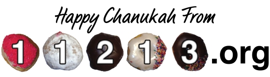 Happy Chanukah From 11213.org