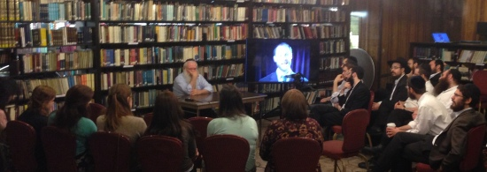 JLI - JLI Staff Session - Bringing Torah To The World