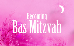 Becoming Bas Mitzvah - Sidebar
