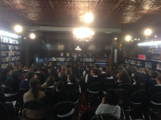 12th Grade Bais Rivka High School – Challenge Day - We Have It All Backwards