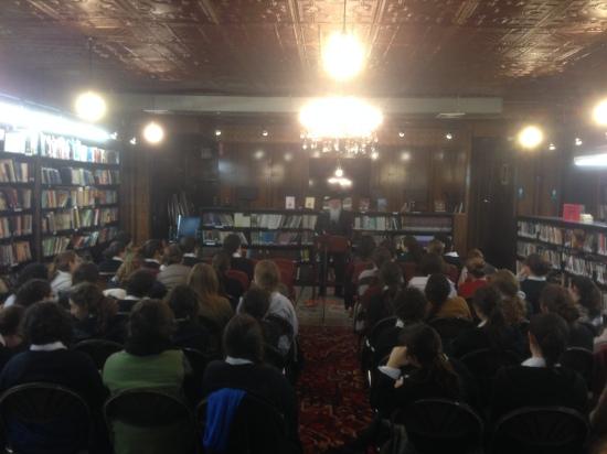 12th Grade Bais Rivkah High School – On Our Minds - Open Forum