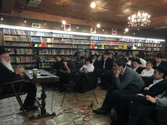 Oholei Torah- 8th Grade