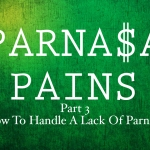 How To Handle A Lack Of Parnasa