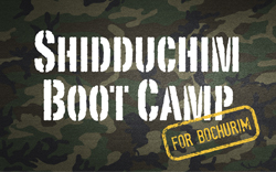 Shidduchim Boot Camp For Bochurim - Sidebar
