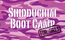 Shidduchim Boot Camp For  Girls - Sidebar