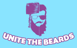 Unite The Beards - Sidebar