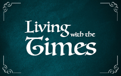 living with the times - sidebar