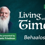 Parshas Behaaloscha – Living with the Times